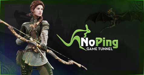 Reduce Ping, Lag and jitter in game | 7 Days Free - NoPing® Game Tunnel